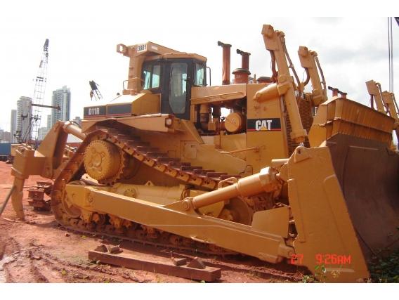 Trator Esteira D11R Cat Caterpillar Modelo D11R