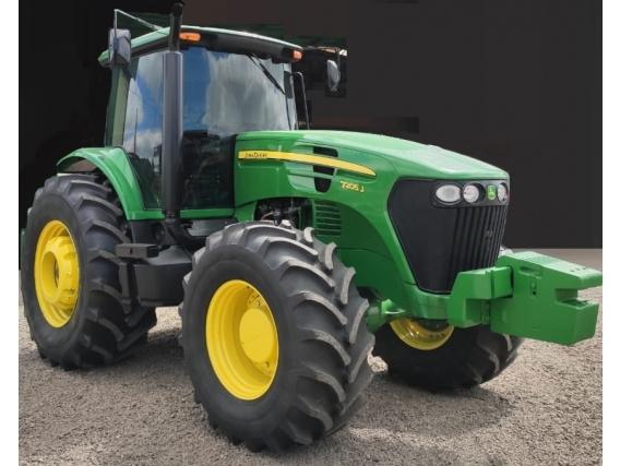 Trator John Deere Jd 7205J Ano 2012