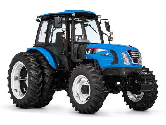 Trator 105 CV - LS Tractor Plus 100 Cabinado 4X4