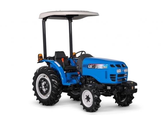Trator Ls Tractor Modelo G 40 Plataformado