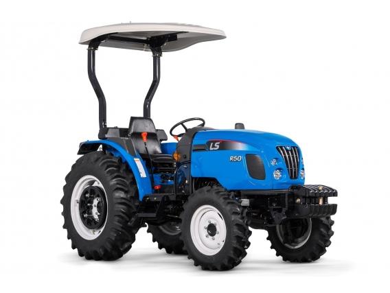 Trator Ls Tractor Modelo R 50 Plataformado
