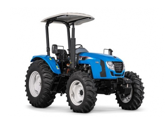 Trator 80 CV - LS Tractor Modelo U80 4X4