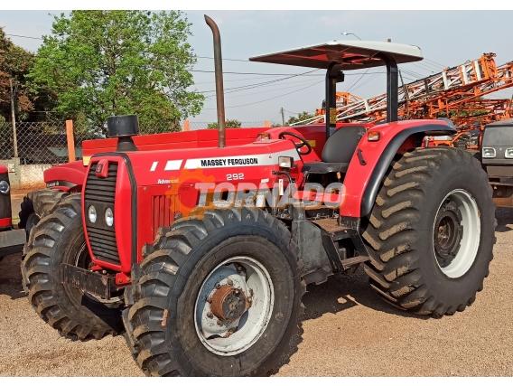 Trator Massey Ferguson 292 4X4 Ano 2009