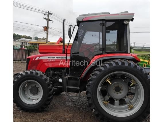 Trator Massey Ferguson 4275 Ano 2012