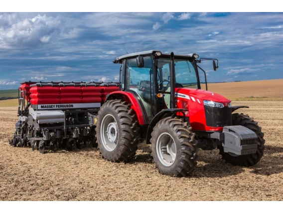 Trator Massey Ferguson Mf 4709