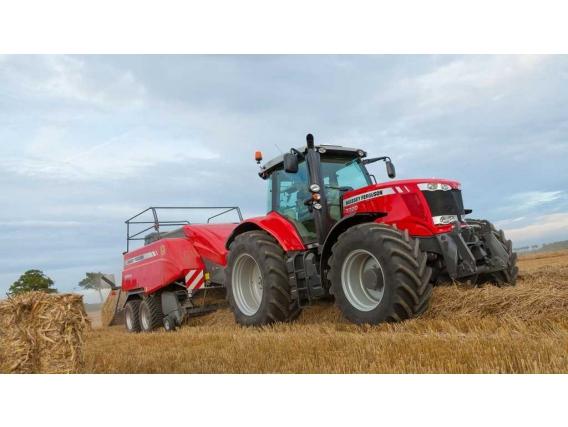 Trator Massey Ferguson Mf 7725 Dyna-6