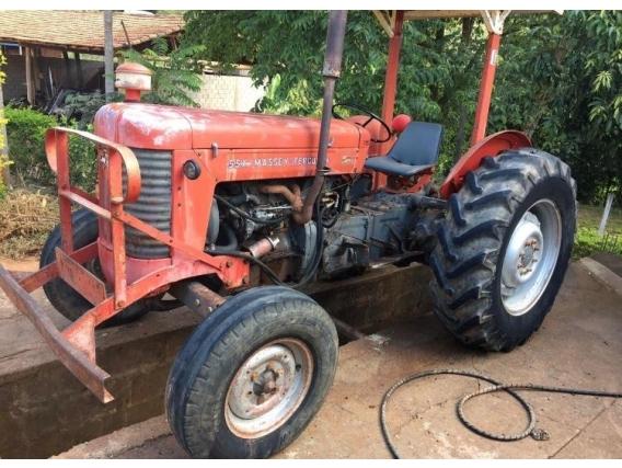 Trator Massey Ferguson, Modelo 55 X