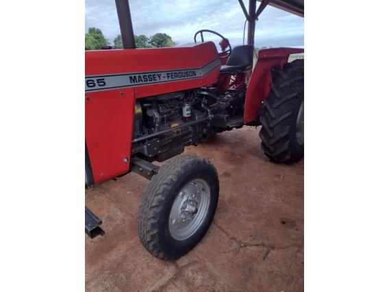 Trator Massey Fegursson  265