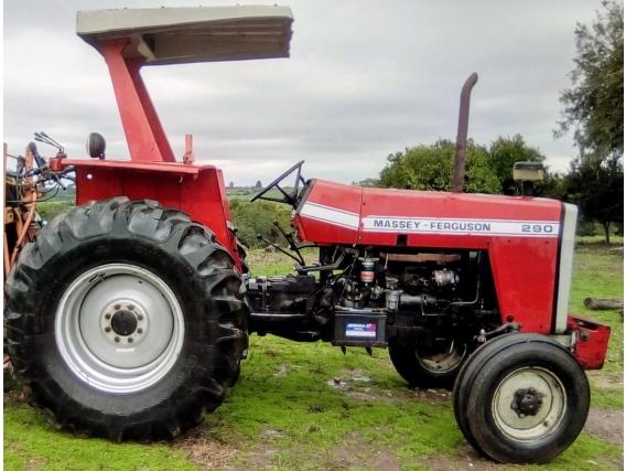Trator Mf 290 1987
