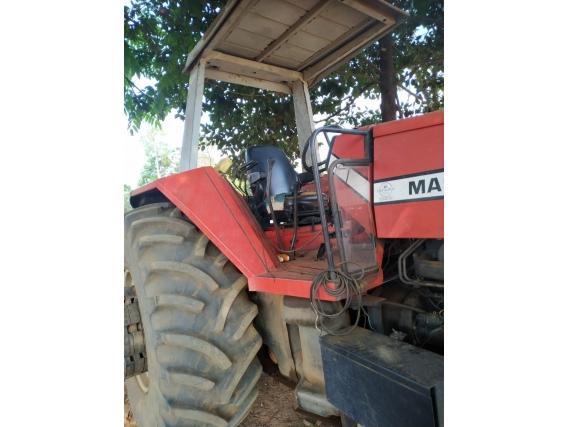Trator Mf 680....173 Cvs....ano 2002