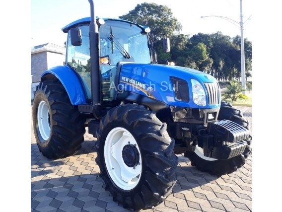 Trator New Holland T6.110 Ano 2017