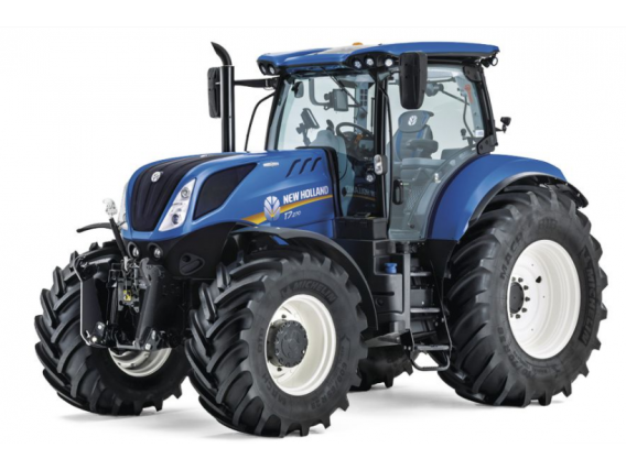 Trator New Holland T7 Lwb Ano 2021