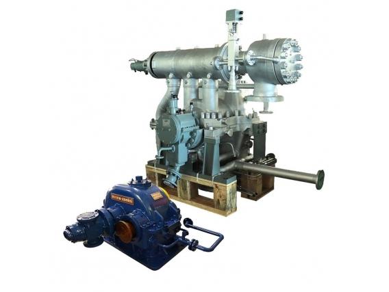Turbo Redutor 4 Mw 42Kgf