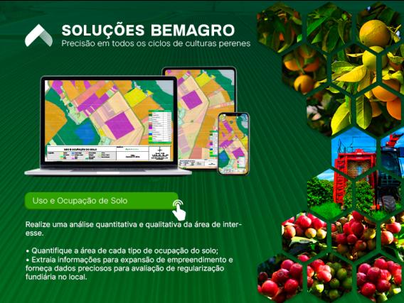 Relatórios Agronômicos Bemagro -Uso E Ocupação De Solo