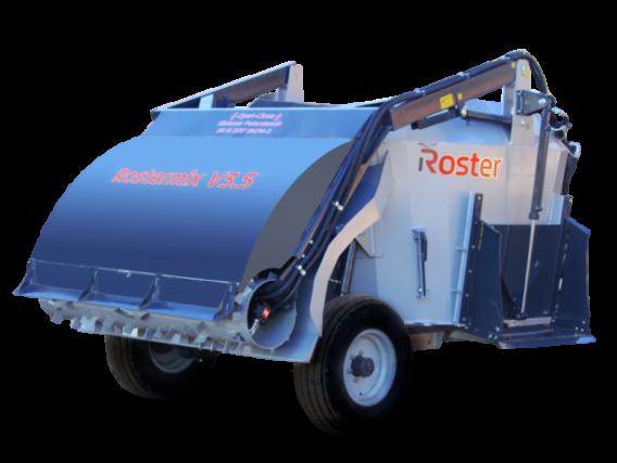 Vagão Misturador Roster Rostermix V3.5 Ac