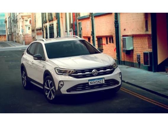 Volkswagen Nivus Comfortline 200 Tsi Ano 2021