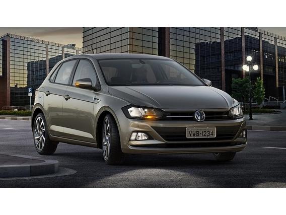 Volkswagen Polo Comfortline 200 Tsi Ano 2021