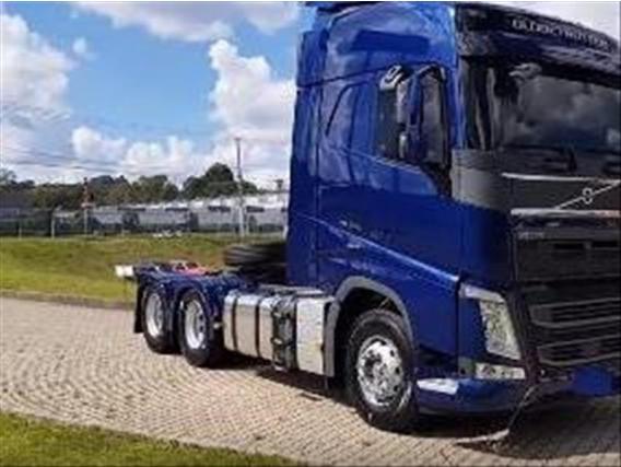 Volvo Fh 540 6X4 Completa 2020