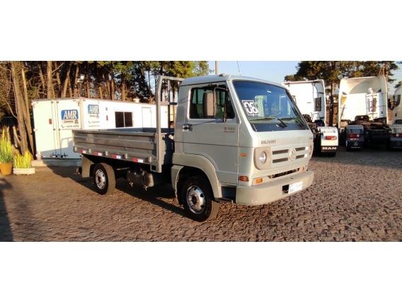 Vw 5-140 E Delivery 4X2 2006/2006, Baixo Km