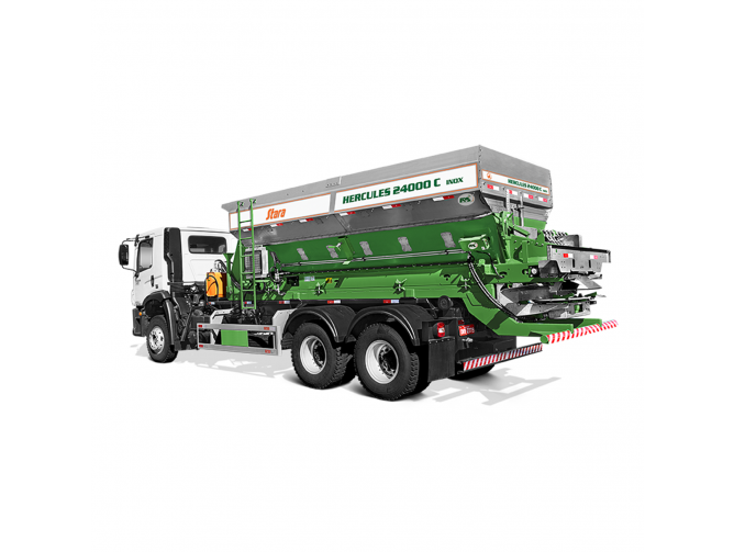 Distribuidor Fertilizante Stara Hércules 24000 Caminhão