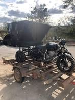 Triciclo distribuidor Móvel Tuka