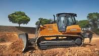 1150L Trator De Esteiras Case 2018 1