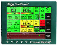Monitor de Plantio Precision Planting  20/20 Seedsense