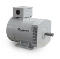 Alternador Ta15.0Ct2 15.5 Kva 115 230V-60Hz 4 Polos - Toyama
