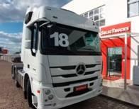 Caminhão Mercedes-Benz Actros 2546 2018