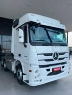 Caminhão Mercedes-Benz Actros 2546 6x2 Ano 2017