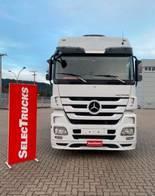 Caminhão Mercedes-Benz Actros 2546 Ano 2013