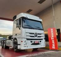 Caminhão Mercedes-Benz Actros 2651 6x4 Ano 2020