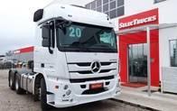 Caminhão Mercedes-Benz Actros 2651 Ano 2020