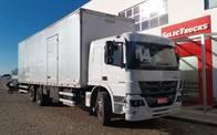 Caminhão Mercedes-Benz Atego 2430 Ano 2014