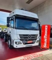 Caminhão Mercedes-Benz Atego 3030 8x2 Ano 2017