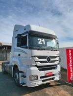 Caminhão Mercedes-Benz Axor 2041 4x2 Ano 2021