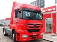 Caminhão Mercedes-Benz Axor 2041 Ano 2021