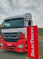 Caminhão Mercedes-Benz Axor 2536 6x2 Ano 2012