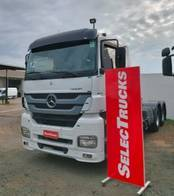 Caminhão Mercedes-Benz Axor 2544 6x2 Ano 2012