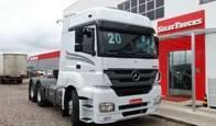 Caminhão Mercedes-Benz Axor 2544 Ano 2020