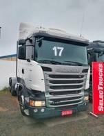 Caminhão Scania R 440 6x2 Ano 2017