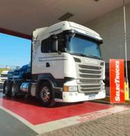 Caminhão Scania R 440 6x4 Ano 2016