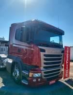 Caminhão Scania R 450 Ano 2018