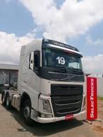 Caminhão Volvo FH 540 6x4 Ano 2019