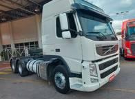 Caminhão Volvo FM 370 6x2 Ano 2014