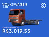 Consórcio até 8 anos - Caminhão Volkswagen 11.180