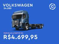 Consórcio até 8 anos - Caminhão Volkswagen 24.280