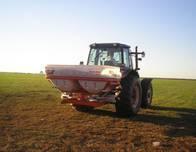 Distribuidor de Fertilizantes Kuhn Accura 1600