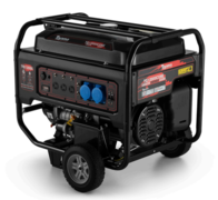 Gerador À Gasolina Tg12000Cxne - 10.5 Kw Com Avr - Bi-Volt - Motor Monocili - Toyama
