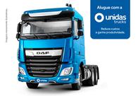 Locação Caminhão DAF XF480